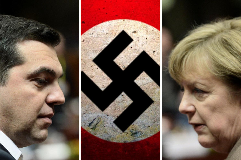 Tyskarna ar for och emot