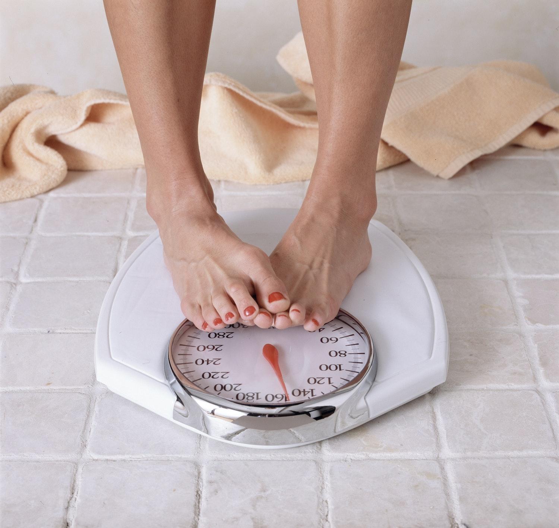 vikt vid mens
