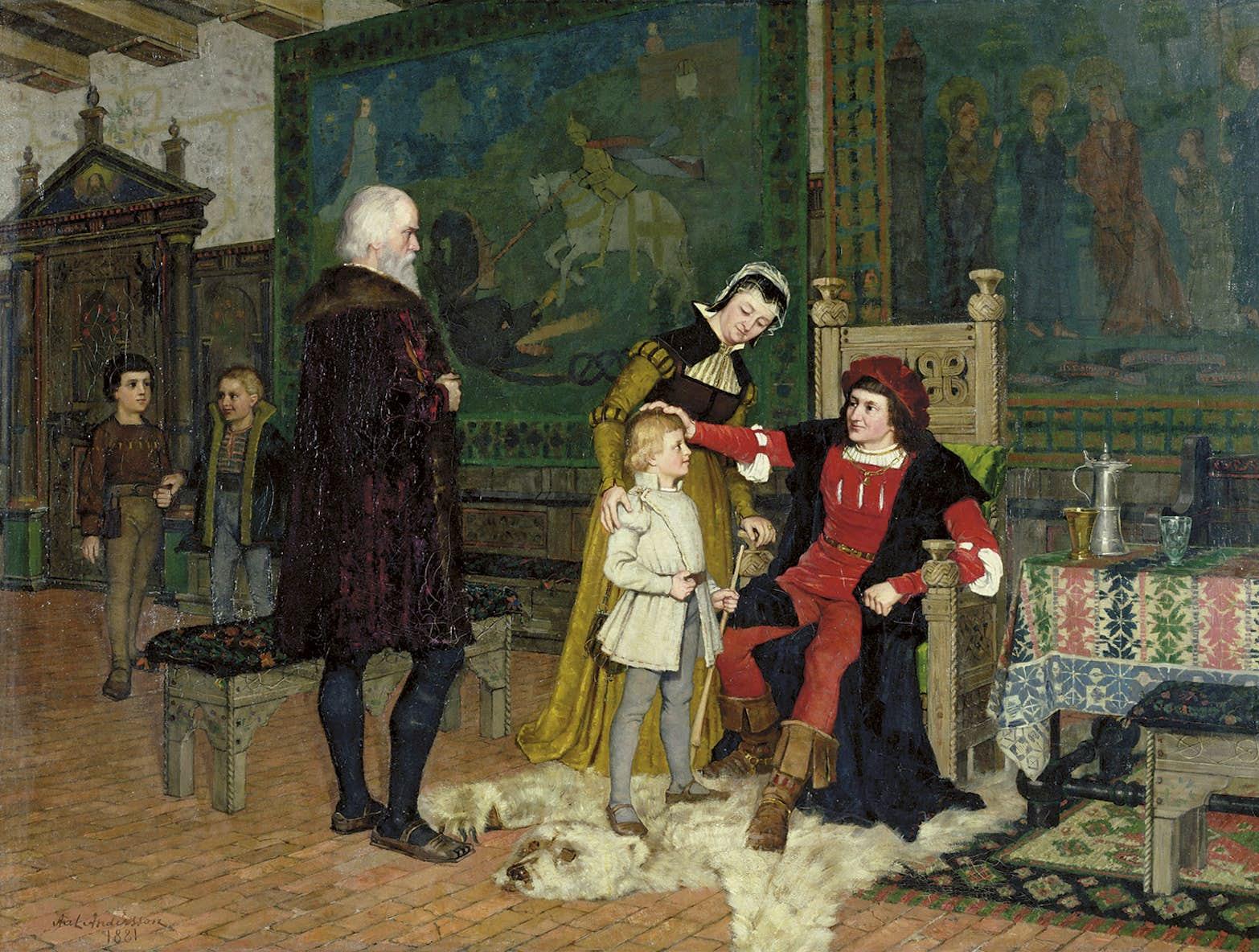Gustav Vasa revoltren som byggde en nation