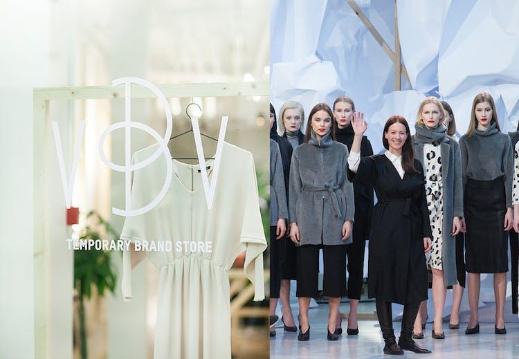 befea6a0 Veronica B. Vallenes har åpnet pop-up butikk | Costume.no
