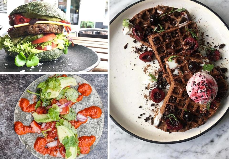 vegetar cafe københavn