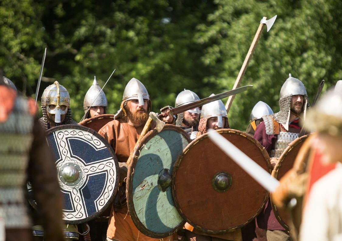 berømte vikinger