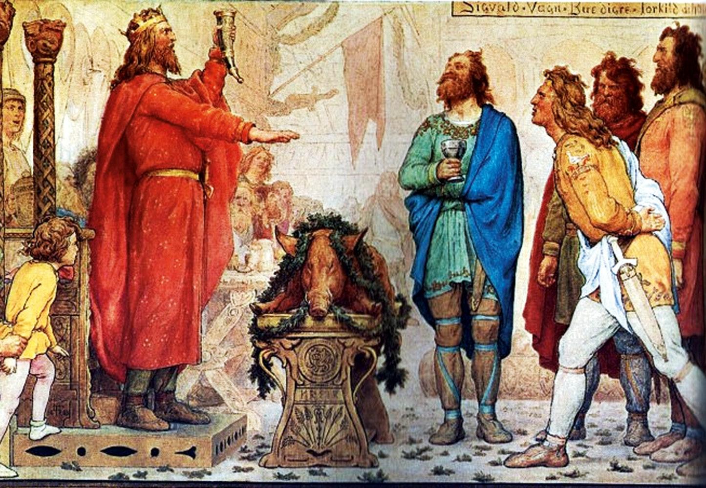 Vikingerne fik børn med indianere   Historienet.dk