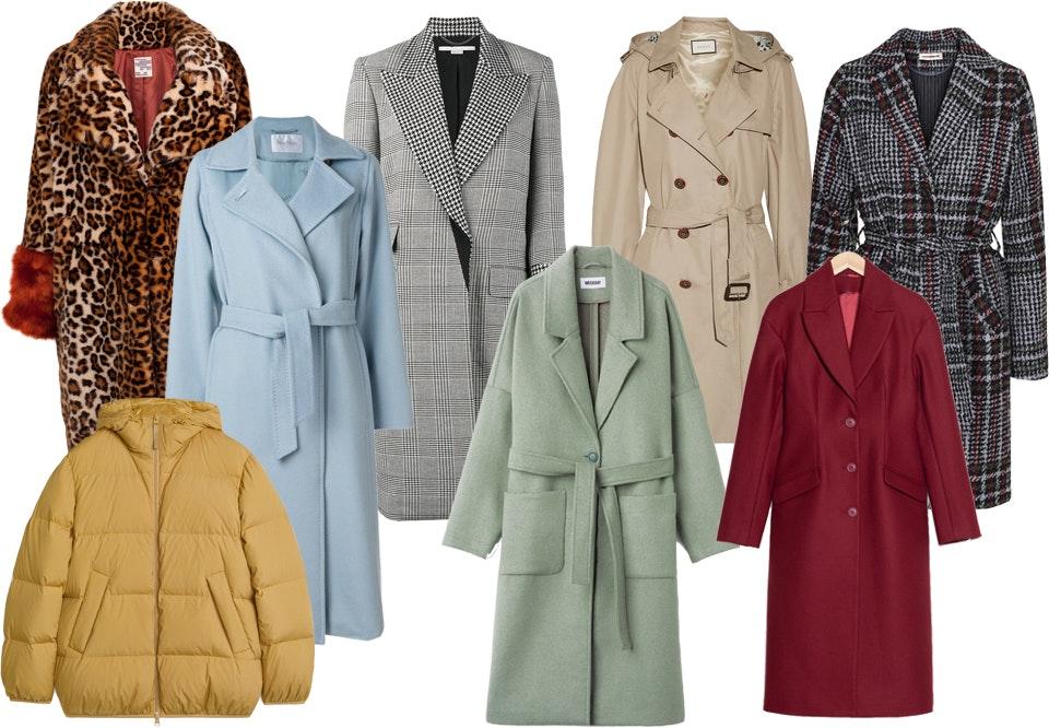 vinterjakke mode