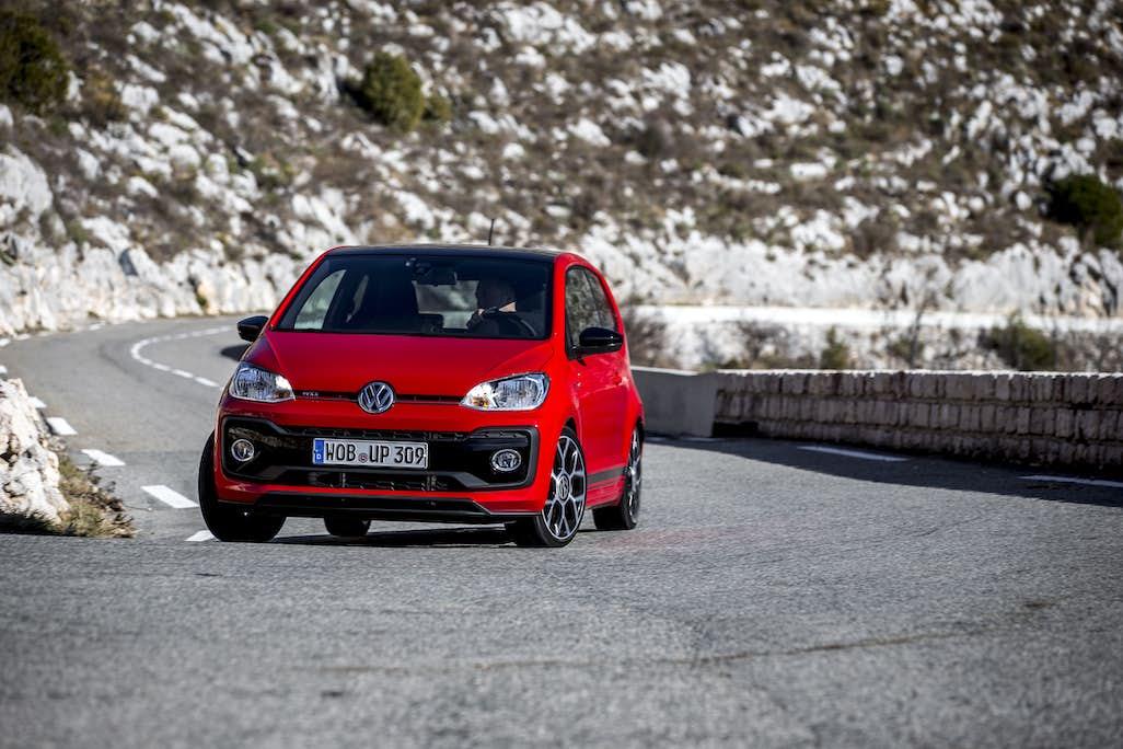 Sidste nye VW Up GTI, første test: VW introducerer rendyrket køreglæde i OT-35