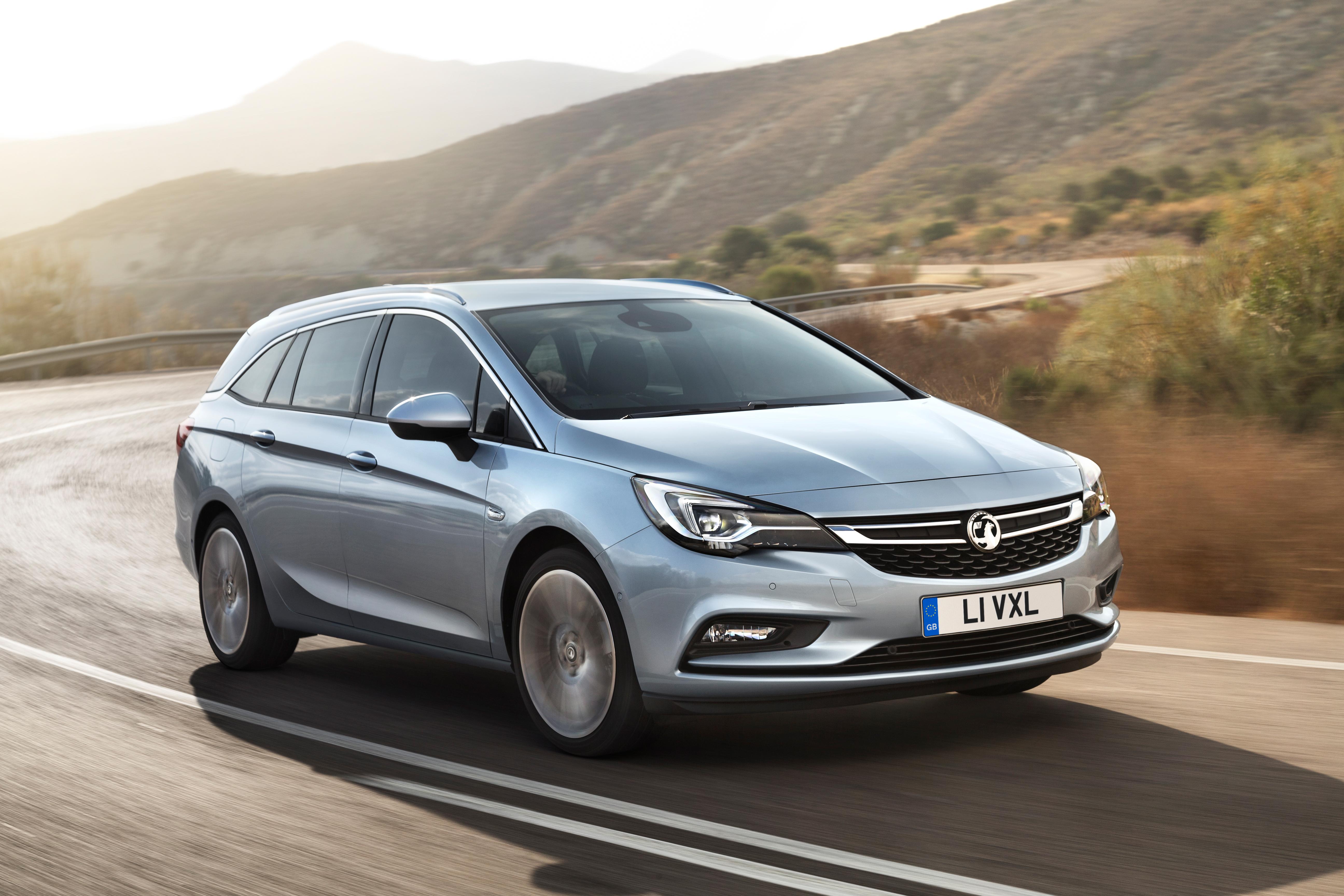 Opel har præsenteret sin nye stationcar, nye Astra Sports Tourer | Bilmagasinet.dk