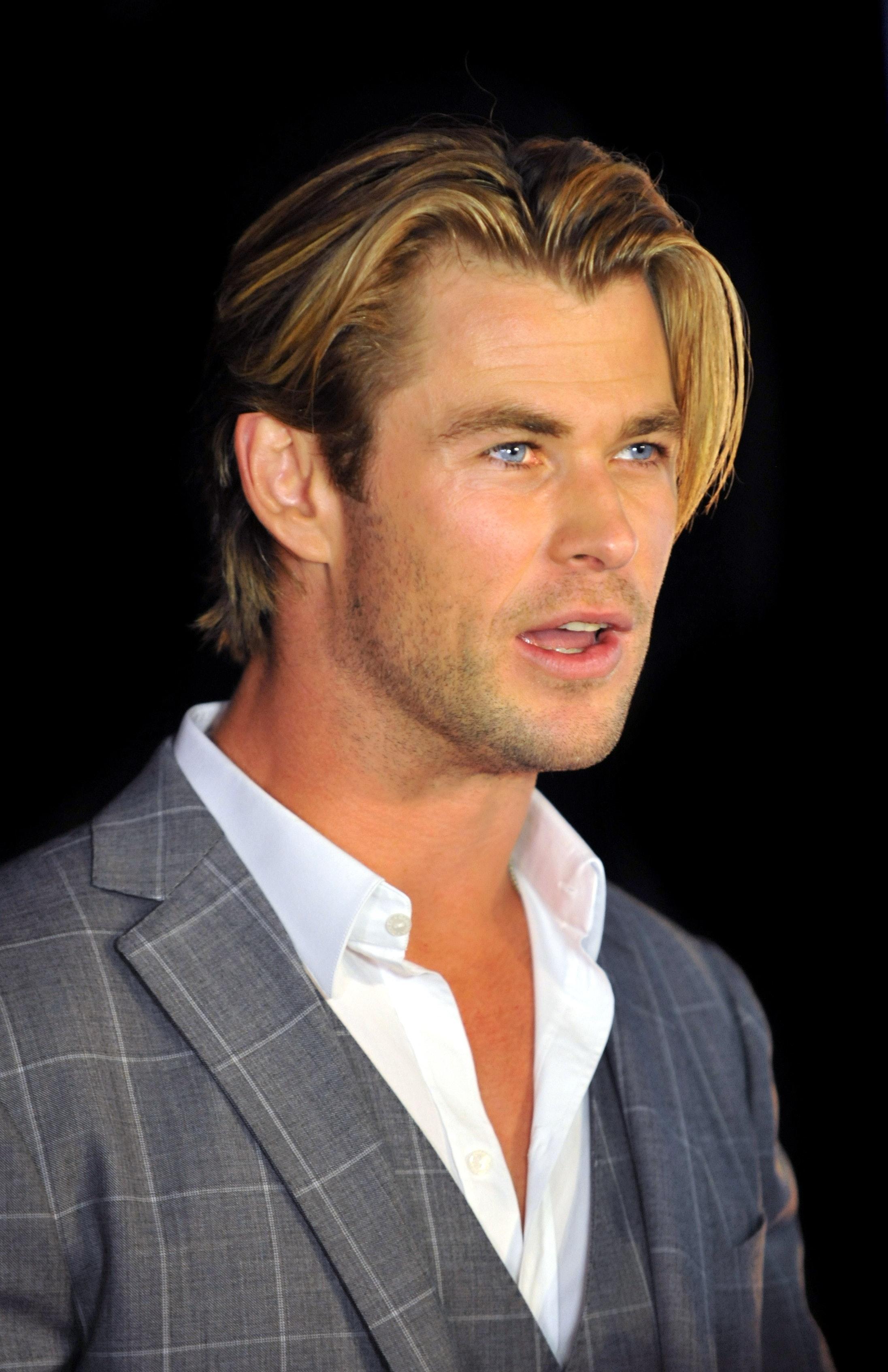 hår frisure mænd
