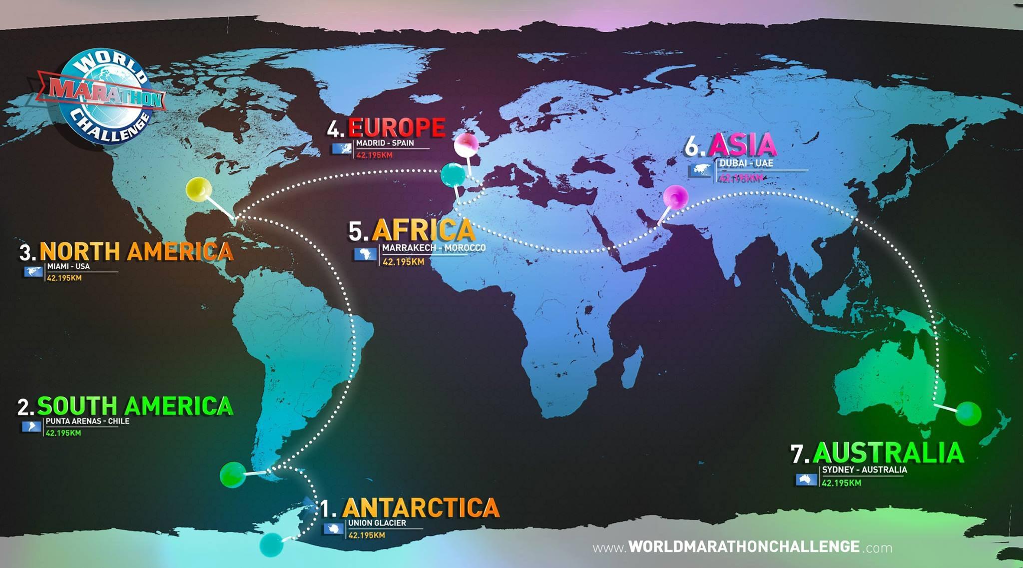 hvor mange kontinenter