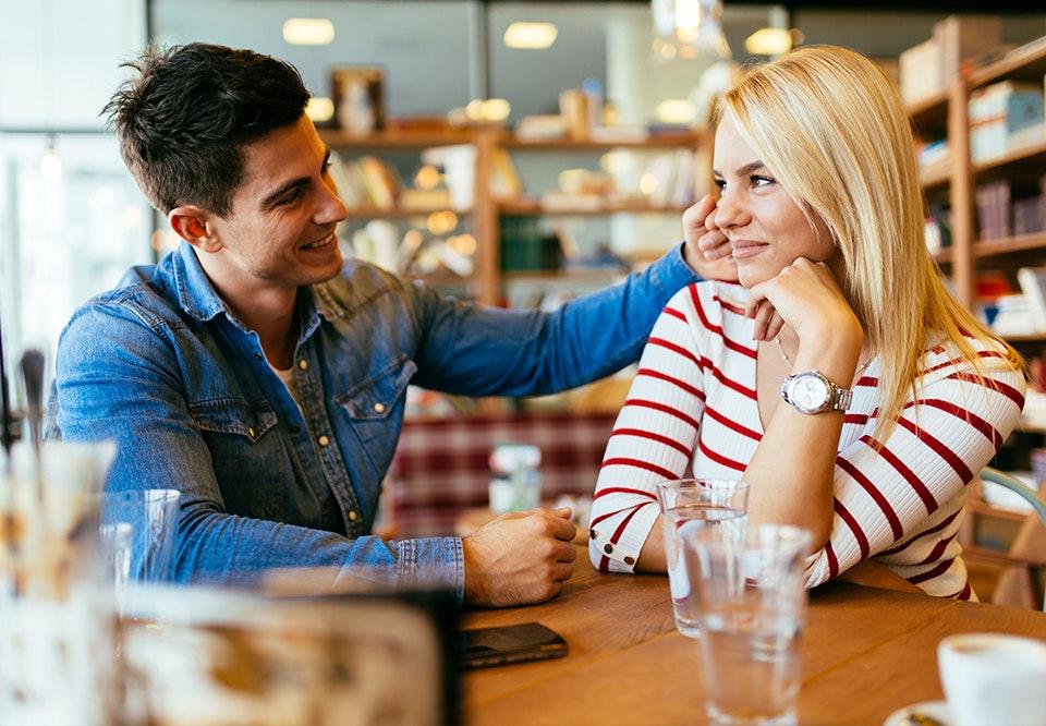 dating rituals af den amerikanske mandlige falske