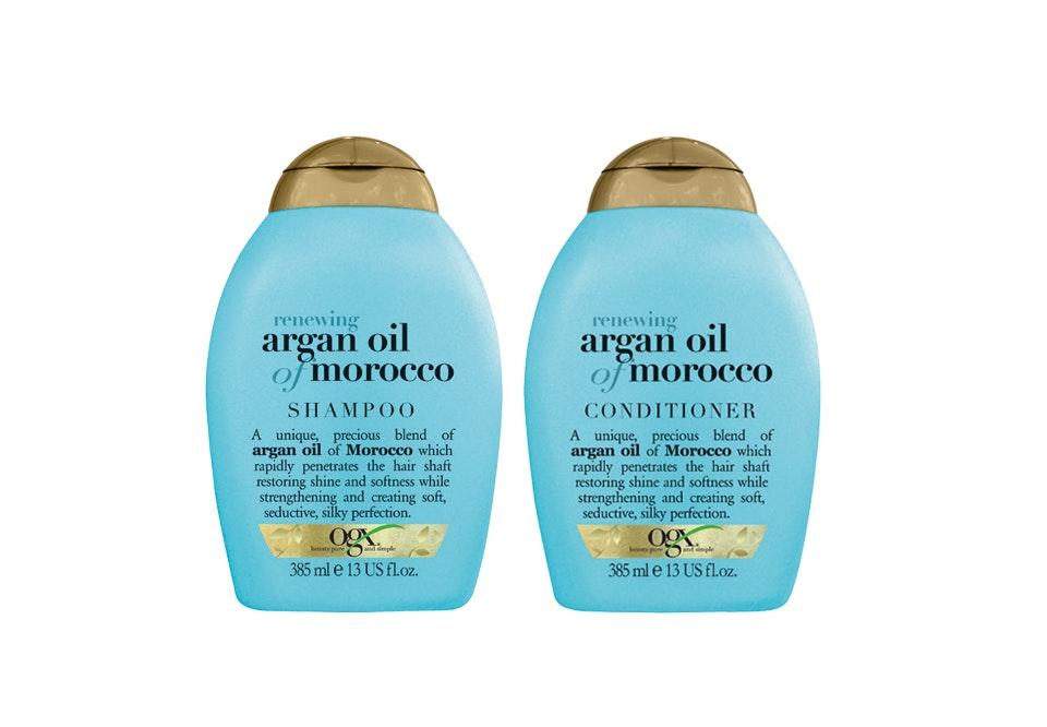 shampoo og balsam til krøllet hår