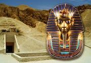 Eksperter legger teori om Tutankhamons grav død