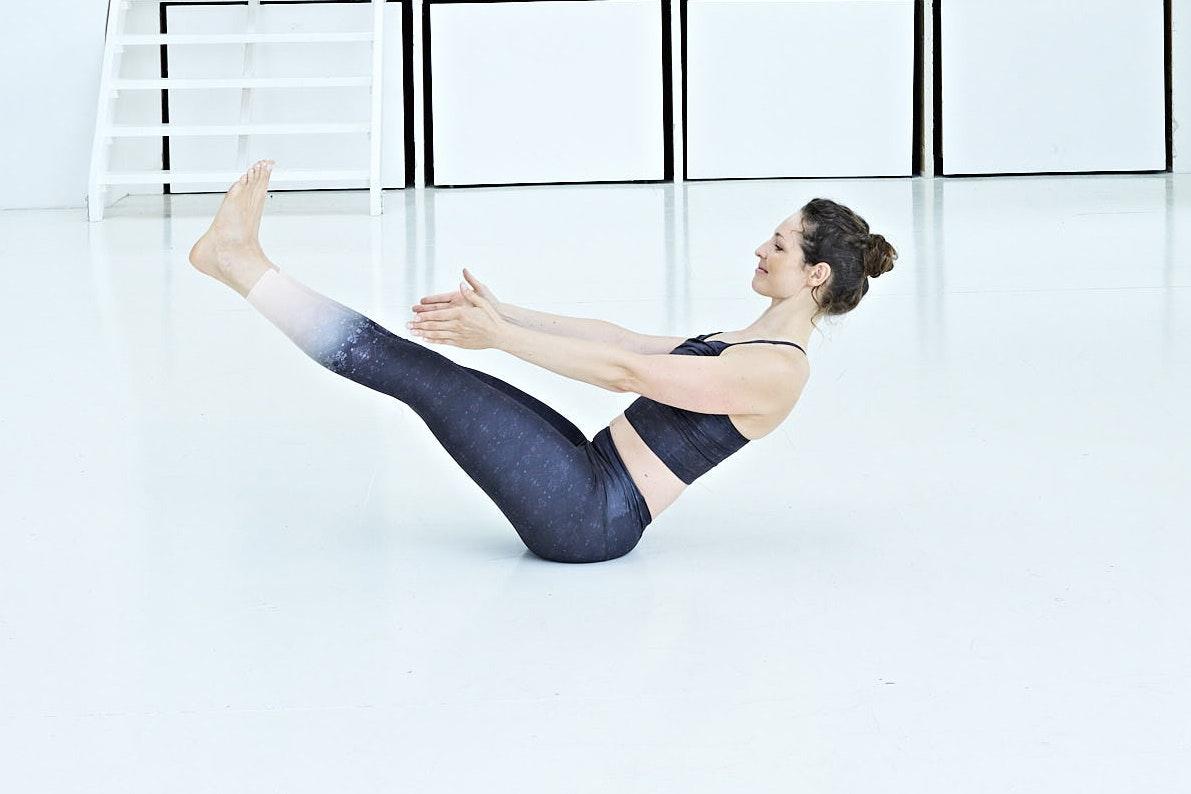 yoga forbrenning
