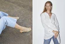 bc3a57a7 Zara lanserer kolleksjon til deg som elsker Old Céline og Jacquemus