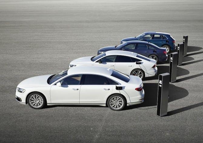 4970fa95 Audi med stærk plug-in-hybrid offensiv | Bilmagasinet.dk